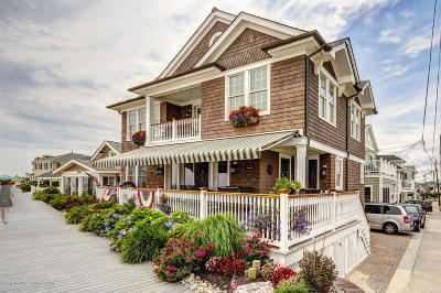 Point Pleasant Beach Single Family Home For Sale: 8 Water Street