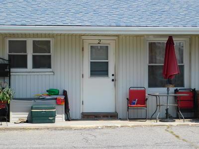 Point Pleasant Beach Condo/Townhouse For Sale: 157 Ocean Avenue #2