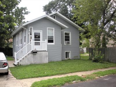 Neptune Township Single Family Home Under Contract: 1316 11th Avenue