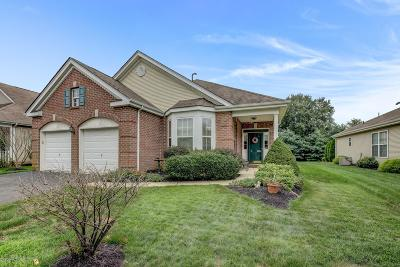 Monmouth County Adult Community Under Contract: 140 Minuteman Circle