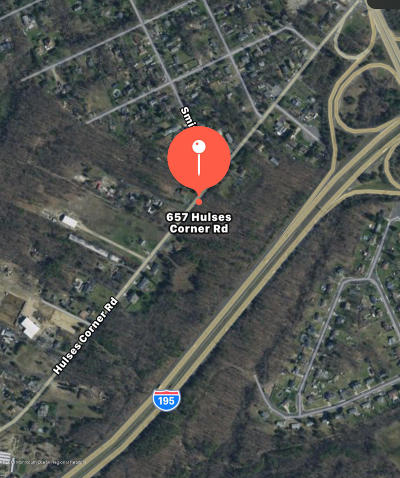 Howell Residential Lots & Land For Sale: 00 Hulses Corner Road
