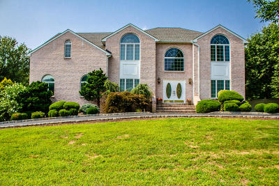 Jackson Single Family Home For Sale: 30 Overlook Drive
