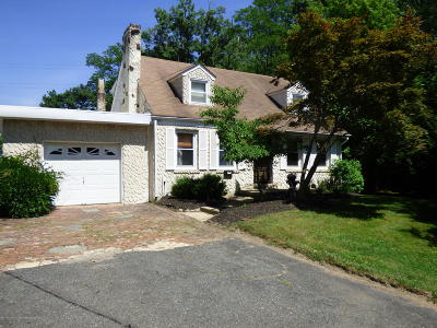 Eatontown Single Family Home For Sale: 27 Maxwell Road