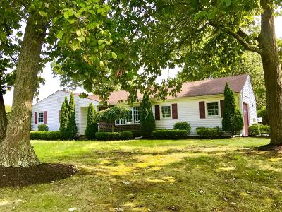 Howell Single Family Home Under Contract: 68 Salem Hill Road