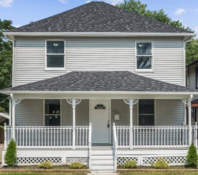 Long Branch Single Family Home For Sale: 155 Washington Street