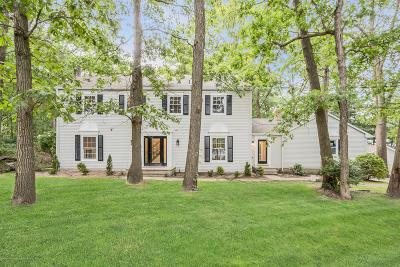 Millstone Single Family Home For Sale: 198 Stillhouse Road