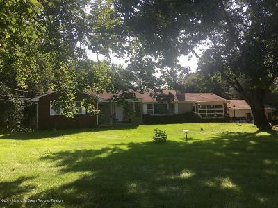 Jackson Single Family Home For Sale: 494 Frank Applegate Road
