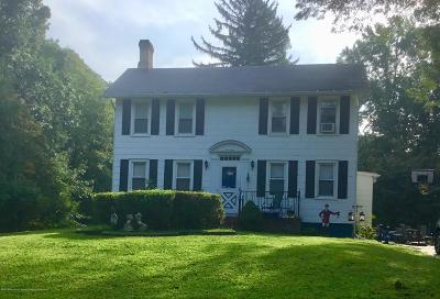 Manalapan Single Family Home For Sale: 107 Taylors Mills Road