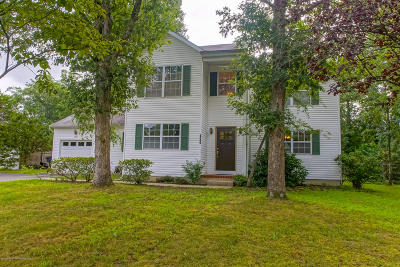 Toms River Single Family Home For Sale: 1521 Whitesville Road