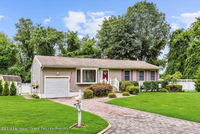 Jumping Brook Single Family Home For Sale: 18 Cedarcrest Drive