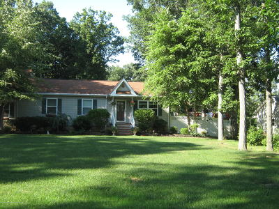 Howell Single Family Home For Sale: 144 Waverly Place