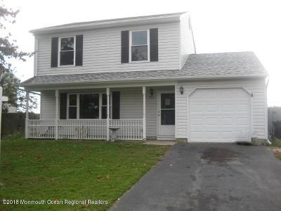 Brick Single Family Home For Sale: 942 Columbus Drive