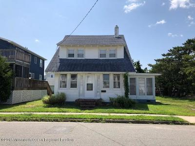 Long Beach Twp Single Family Home For Sale: 16 E New Jersey Avenue