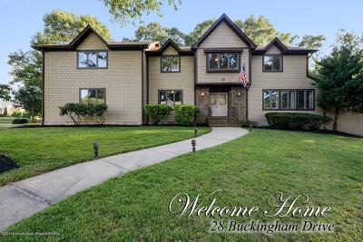 Ocean Twp Single Family Home For Sale: 28 Buckingham Drive