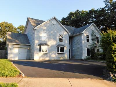 Toms River NJ Single Family Home For Sale: $375,500