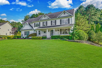 Jackson Single Family Home For Sale: 13 Normandy Drive