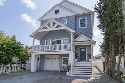 Seaside Heights Single Family Home For Sale: 303 Halyard Road