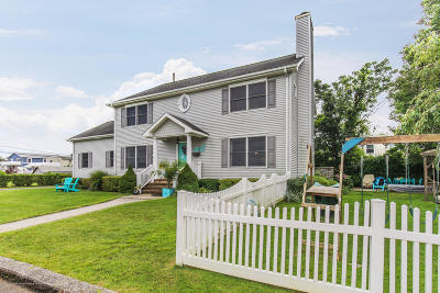 Monmouth Beach Single Family Home For Sale: 4 Cherry Street