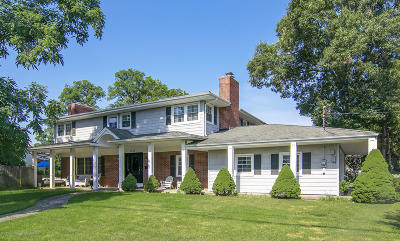 Point Pleasant Single Family Home For Sale: 1543 Dorset Dock Road