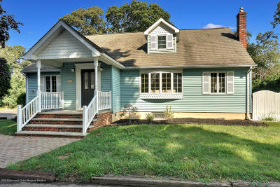 Wall Single Family Home Under Contract: 1622 Myrtle Avenue