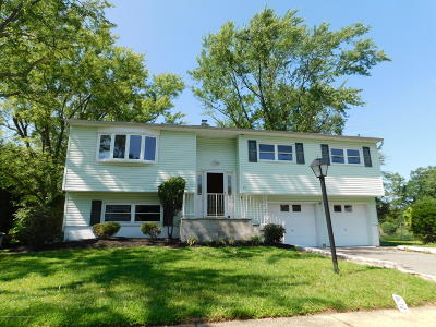 Neptune Township Single Family Home For Sale: 11 N Chaphagen Drive