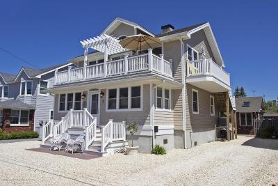 Lavallette Single Family Home For Sale: 11 Dover Avenue