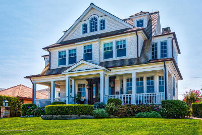 Monmouth County Single Family Home For Sale: 2 Chicago Boulevard