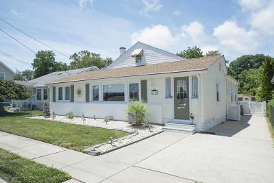Avon-by-the-sea, Belmar Single Family Home For Sale: 1240 Pine Tree Way