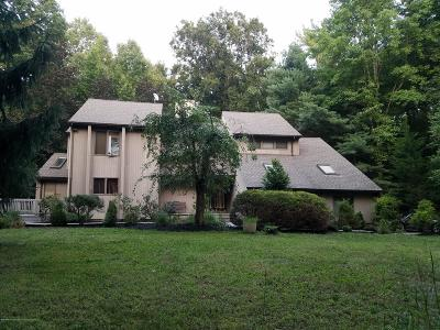 Millstone Single Family Home For Sale: 80 Battleground Road