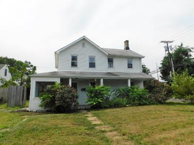 Spring Lake Multi Family Home For Sale: 2411 Old Mill Road