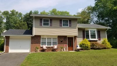 Jackson Single Family Home For Sale: 4 W Connecticut Concourse