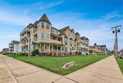Ocean Grove Single Family Home For Sale: 7 Ocean Avenue