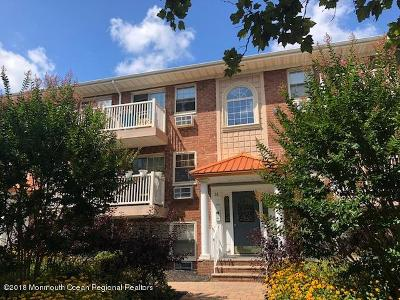 Asbury Park NJ Condo/Townhouse For Sale: $289,000