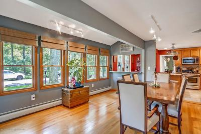 Atlantic Highlands Single Family Home For Sale: 3 Beverout Place