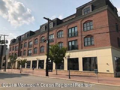 Red Bank Condo/Townhouse For Sale: 23 Wallace Street #209