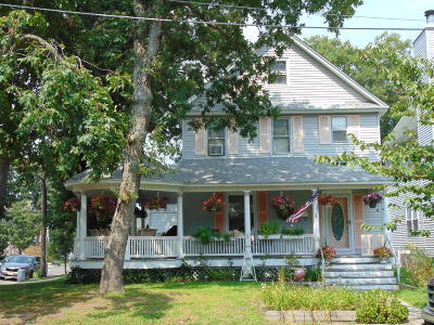 Bradley Beach Single Family Home Under Contract: 318 Brinley Avenue