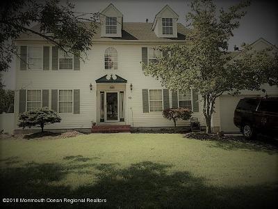Howell Single Family Home For Sale: 10 E Shenendoah Road