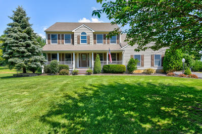 Freehold Single Family Home For Sale: 565 Brickyard Road