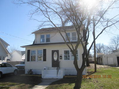 Neptune Township Single Family Home For Sale: 1304 6th Avenue