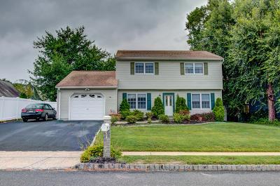 Hazlet Single Family Home For Sale: 6 Region Drive
