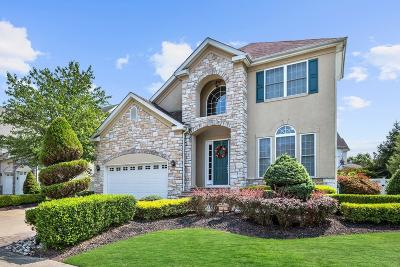 Howell Single Family Home For Sale: 2 Tyler Court