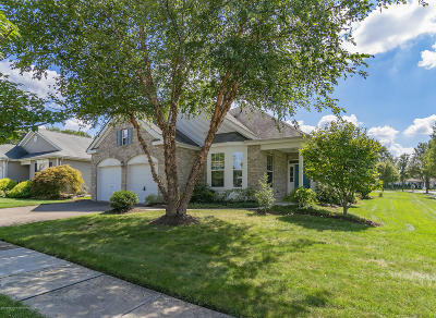 Monmouth County Adult Community For Sale: 2 Mayflower Court