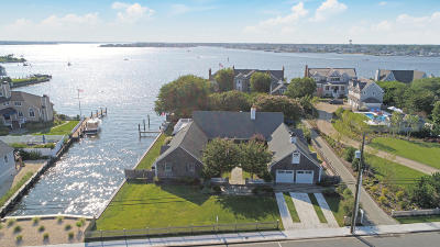 Bay Head Single Family Home For Sale: 854 Clayton Avenue #A