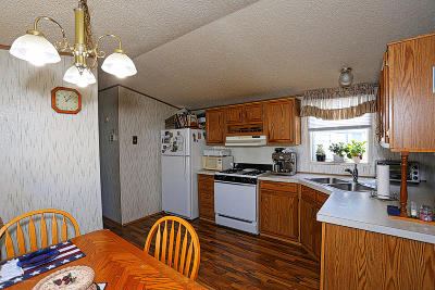 Hazlet Single Family Home For Sale: 43 Pine Creek Village