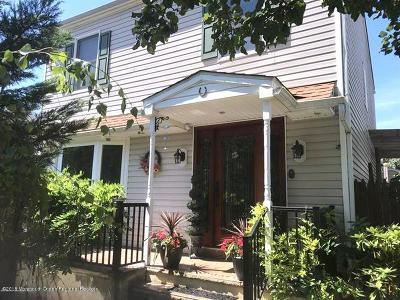 Hazlet Single Family Home For Sale: 15 Rose Terrace
