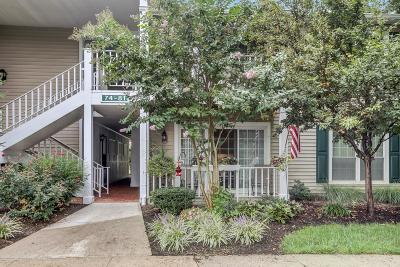 Monmouth County Condo/Townhouse For Sale: 75 Players Circle