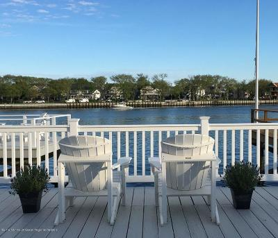 Avon-by-the-sea, Belmar Single Family Home For Sale: 34 Poole Avenue