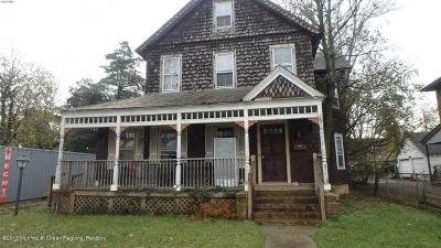Long Branch Single Family Home For Sale: 226 Hamilton Avenue