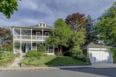 Atlantic Highlands Single Family Home Under Contract: 20 5th Avenue