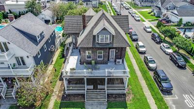 Belmar Multi Family Home For Sale: 115 4th Avenue